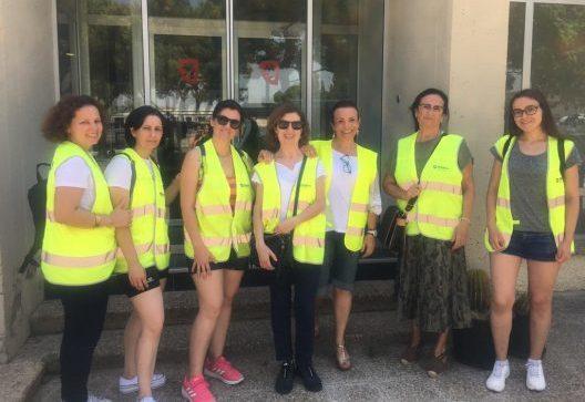 El Reciclado de Textiles: Nuestra Visita en aRopa2