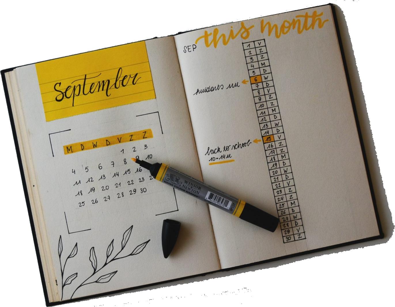 Navidad en Working Formación Integral – ¿Sabes lo que es un Bullet Journal?