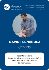 Profesorado - David Fernandez